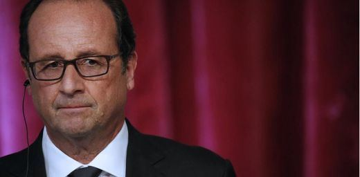 Hollande pide cambiar la Constitución francesa para dar poder al Gobierno contra el terrorismo