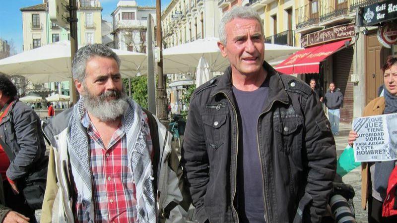 Cañamero y Sánchez Gordillo 'dan esquinazo' a Podemos