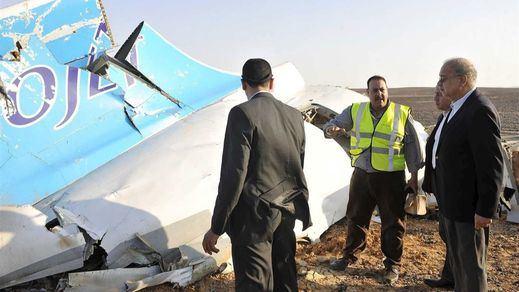 Rusia admite al fin que su avión siniestrado en el Sinaí fue víctima de un atentado con bomba