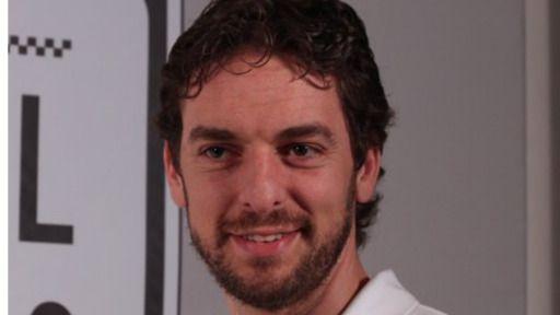 Otro título para Pau: Jugador con Mayor Impacto Global 2015