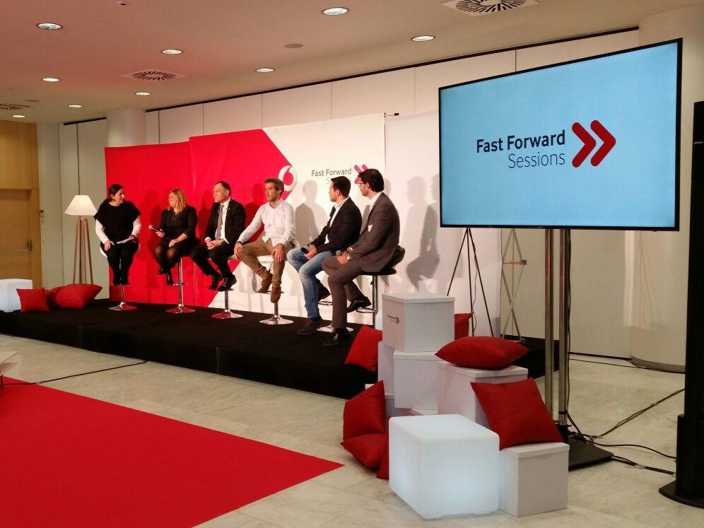 Llega al garAJE de Madrid la formación gratuita para emprendedores de Vodafone