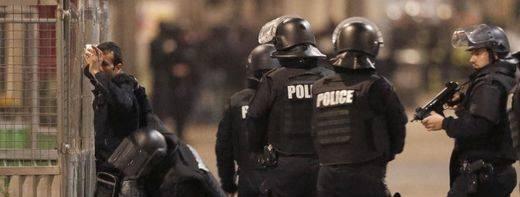 Macroperación nocturna en Saint Denis contra el presunto 'cerebro' de los atentados de París