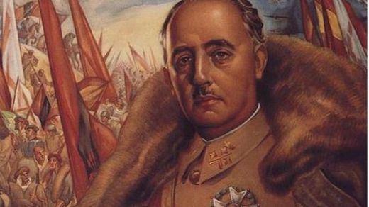 Franco vive... según la convocatoria de su Fundación para una cena homenaje