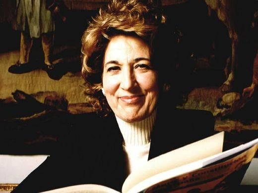 Carmen Iglesias, directora de la Real Academia de la Historia:
