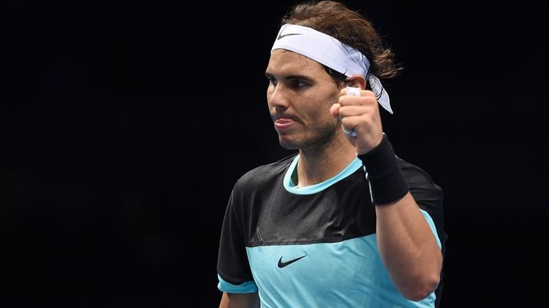 Torneo de Maestros: Nadal neutraliza a Murray (6-4, 6-1)