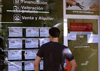El precio de la vivienda en alquiler baja en Madrid un -0,3% en octubre