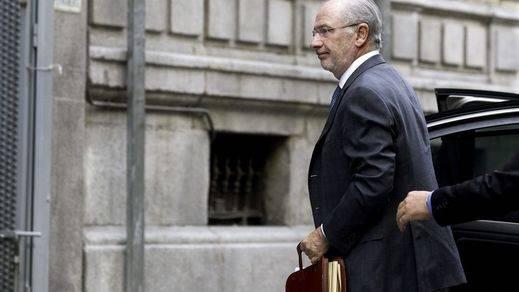 El presunto testaferro de Rato queda en libertad