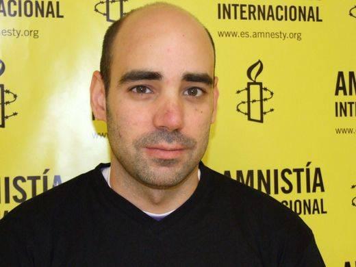 Carlos de las Heras (Amnistía Internacional):