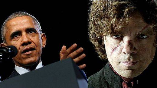 Obama, fan de 'Juego de tronos':