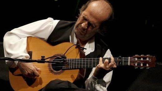 La memoria de Paco de Lucía, único premio español en los Grammy Latinos