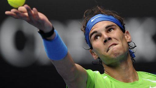 Torneo de Maestros: Nadal se entrenará con Ferrer con la vista puesta en la semifinal ante Djokovic