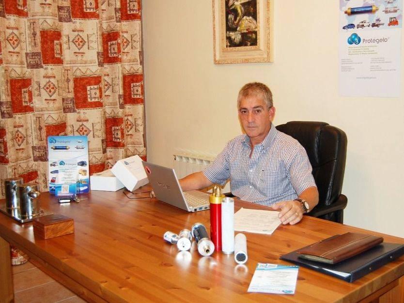 Isidro Moreno, cofundador de O3 Protégelo