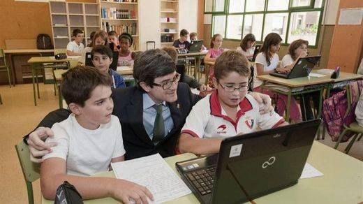 Educación destinará cerca de un millón y medio de euros a examinar a 6º de Primaria