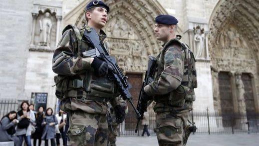 Francia triplica las solicitudes de alistamiento a las Fuerzas Armadas desde el 13-N