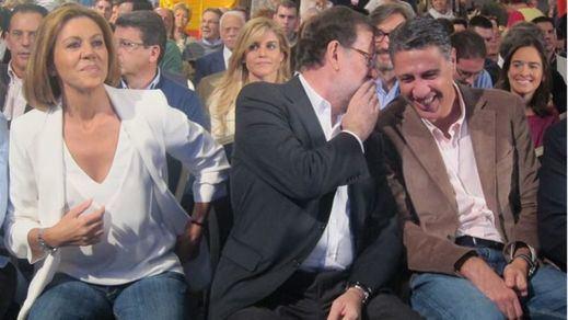 Rajoy, desde Barcelona, avisa: