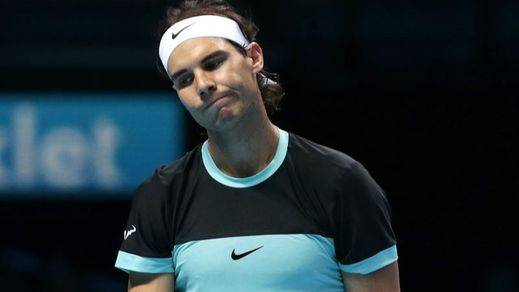 Nadal cae ante Djokovic (6-3;6-3) y se despide de la final de Londres