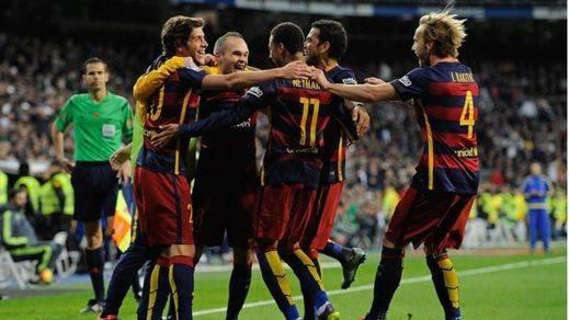 Un gran Barça ridiculiza y humilla a un bochornoso Madrid ante su público (0-4)