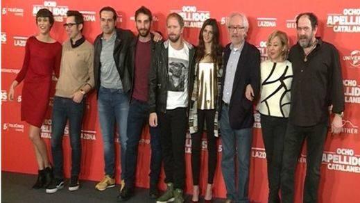 'Ocho apellidos catalanes' recauda este sábado 2,9 millones, récord español del año
