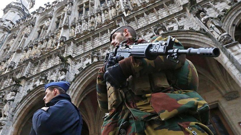 Las redadas policiales nocturnas en Bélgica dejan una veintena de detenidos