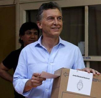 Biografía de Mauricio Macri