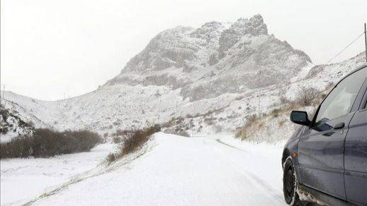 Del 'veranillo' otoñal al frío polar: el centro y el noreste peninsular, en alerta por nevadas