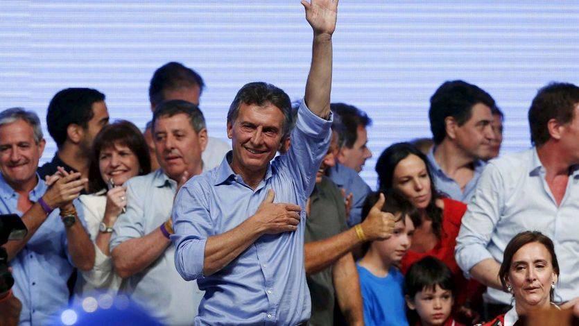 Adiós a 12 años de 'kirchnerismo': el empresario Macri promete cambiar Argentina y sacarla del 'eje chavista'