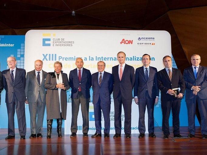 El programa 'Emprende', premio a la Internacionalización del Club de Exportadores e Inversores