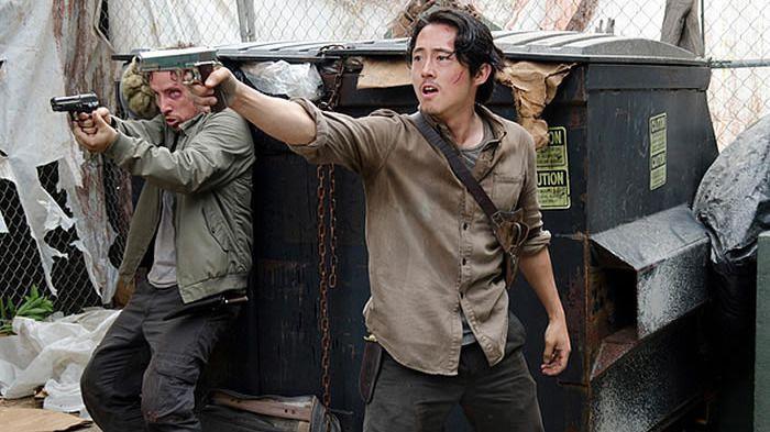 'The Walking Dead': Steven Yeun, el actor que encarna a Glenn, revela cómo ocultó la verdad sobre su destino