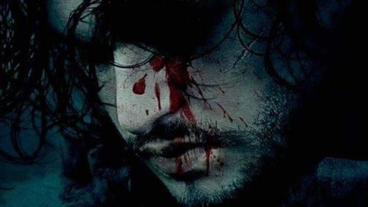 'Juego de tronos': la HBO se hace un 'auto spoiler' con el cartel de la nueva temporada, con Jon Nieve en él