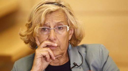 Carmena, la alcaldesa que no es