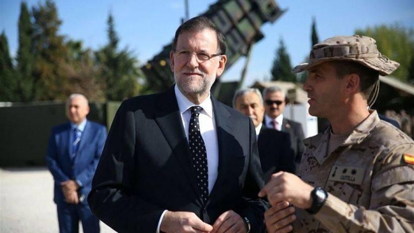 Rajoy, alerta máxima... electoral: no prestará ni un solo soldado a Francia si supone perder votos