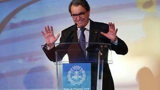 Artur Mas ofrece evitar la independencia por la vía forzosa si hay un