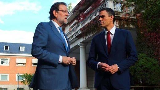 Rajoy sólo concede un cara a cara a Sánchez y delega en la 'vice' el debate con los novatos
