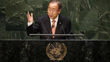 La ONU pide que se aclare el derribo del avi�n ruso por Turqu�a pero pide reducir las tensiones