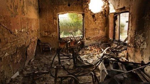 EEUU da carpetazo al bombardeo del hospital de Kunduz alegando un