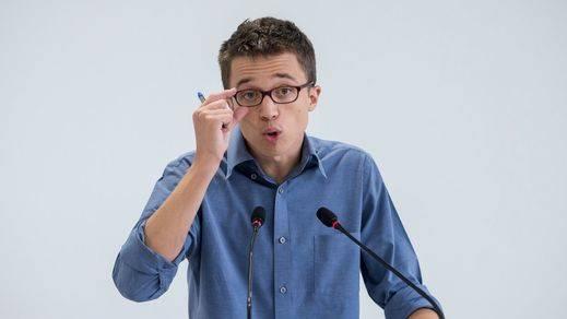 Errejón insta a que se castigue en las urnas a Rajoy por tener
