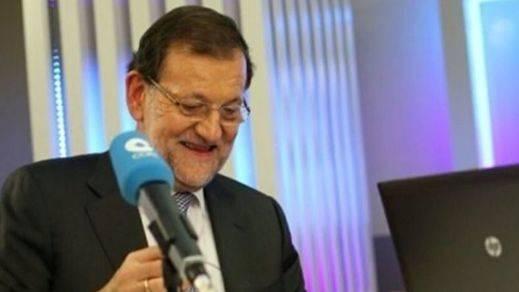 Rajoy y la noche en que fue comentarista deportivo en la COPE: defendió a Florentino, Benítez, Ronaldo...