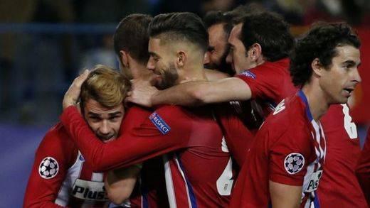 El Atlético pasa a octavos de Champions por tercer año consecutivo tras el 2-0 al Galatasaray