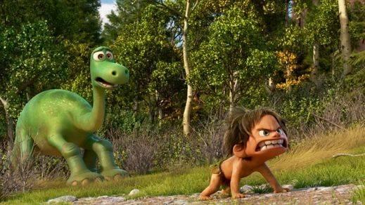 'El viaje de Arlo': una maravilla visual sin la magia de Pixar