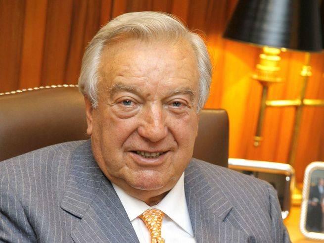 David �lvarez D�ez, presidente y fundador del Grupo EULEN