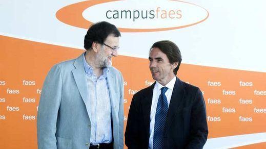 El divorcio Rajoy-Aznar se consuma: el ex presidente no participará en la campaña del PP