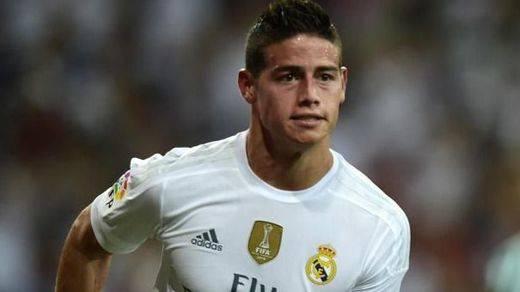 James dice basta: el jugador que más problema supone para Benítez en el Real Madrid
