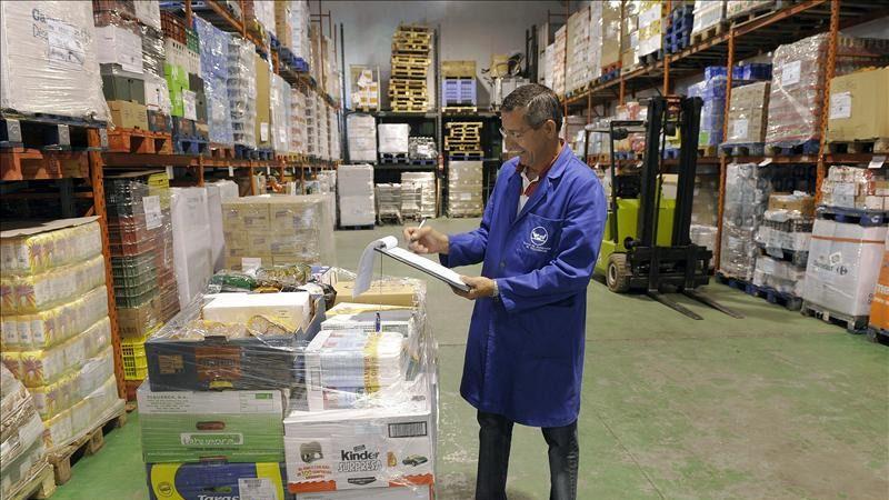 Productos cocinados y precocinados, los preferidos por el Banco de Alimentos en la gran recogida
