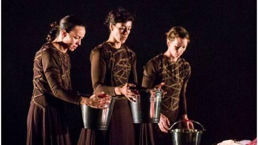 'Teresa (Ora al alma)', con coreografía de Chevi Muraday, un maravilloso diálogo de danza y palabra en torno a Teresa de Ávila