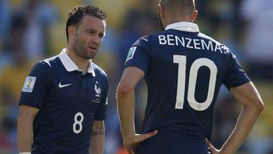 Valbuena acusa formalmente a Benzema: