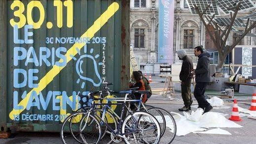 Francia aprovecha el estado de emergencia para 'limpiar' París de activistas en vísperas de la Cumbre del Clima