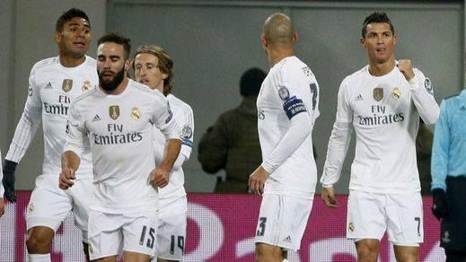 Dónde ver el partido del Real Madrid - Eibar y a qué hora se juega