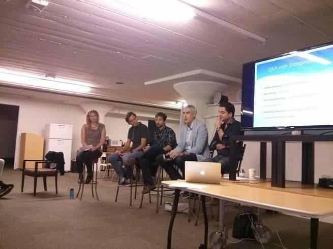 #Día2: Directos al 'business' de la incubadora de startups nº 1 en el mundo