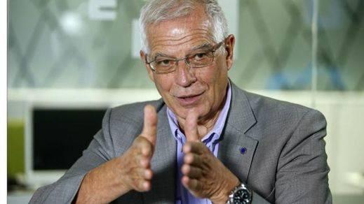 El ex ministro Borrell, candidato para ocupar un sillón en la RAE respaldado por Luis María Anson