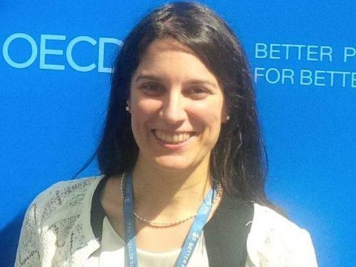 Marta Encinas-Martín, analista de la OCDE:
